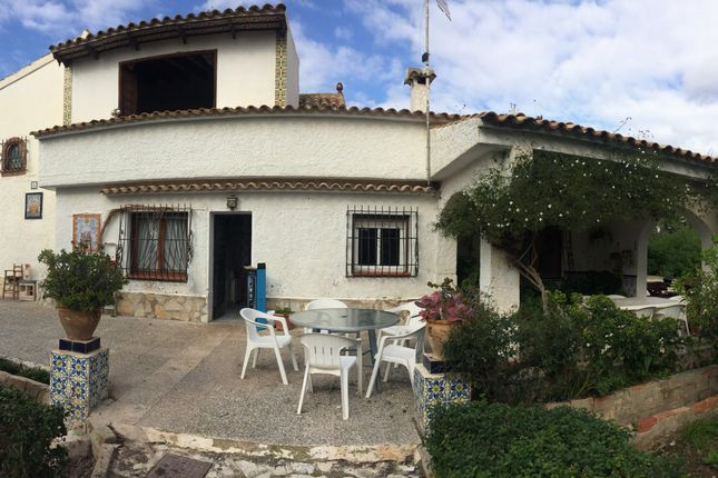Thumbnail Country house for sale in Mutxamel, 03110, Alicante, Spain