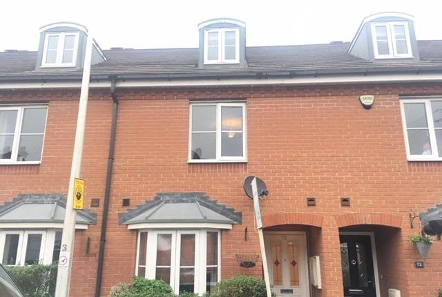 Thumbnail Town house to rent in Newbury, Berkshire