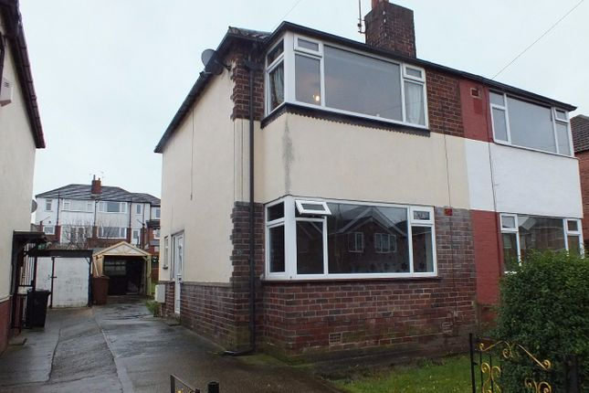 Thumbnail Semi-detached house to rent in Southleigh Crescent, Leeds, West Yorkshire