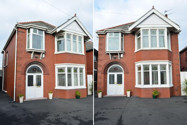 3 bed detached house for sale in Preston New Road, Stanley Park, Blackpool