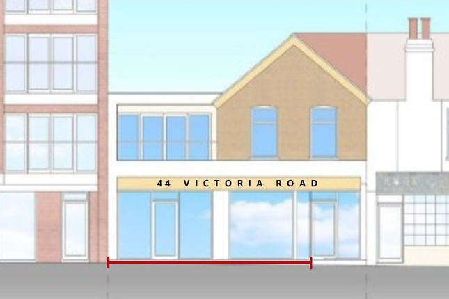Thumbnail Retail premises to let in Victoria Road, Romford