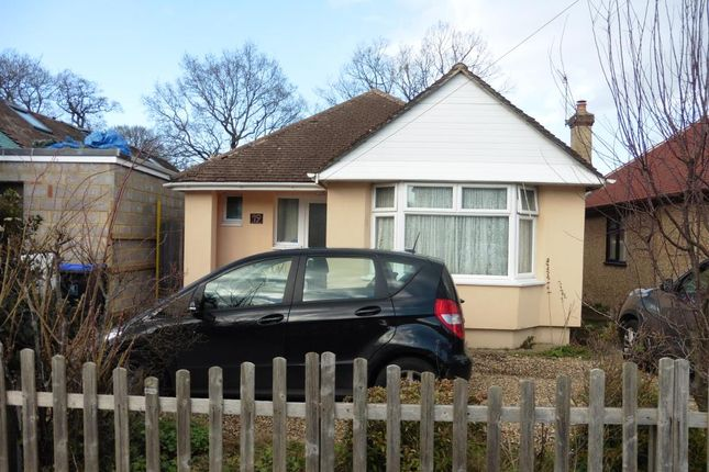 Thumbnail Detached bungalow for sale in Old Woking, Woking