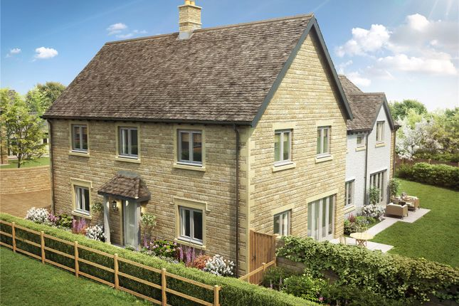 Thumbnail Detached house for sale in New Town Park, Newtown, Toddington, Gloucestershire