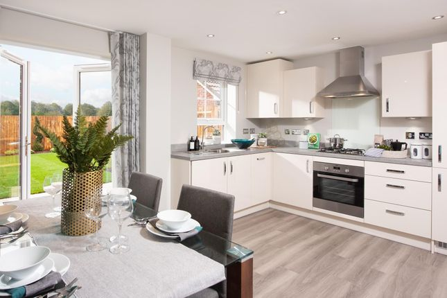 "Thumbnail End terrace house for sale in ""Maidstone"" at Morgan Drive, Whitworth, Spennymoor"