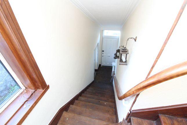 Staircase of Hilton Street, Aberdeen AB24