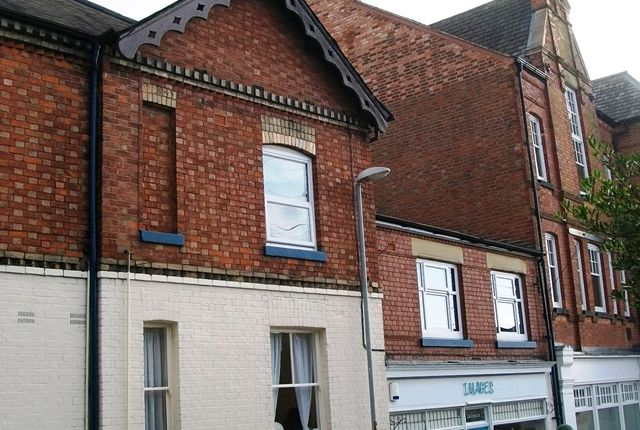 Thumbnail Flat to rent in The Cross, Enderby, Leicestershire