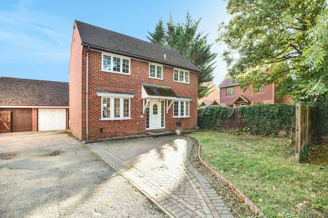 Thumbnail Detached house to rent in Holm Grove, Hillingdon, Middlesex