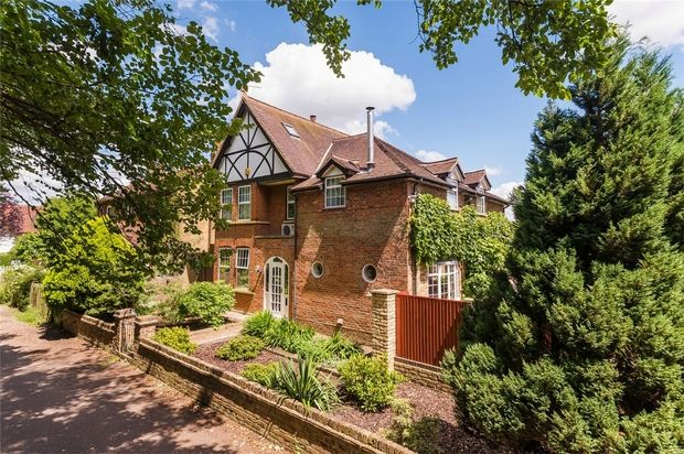 Thumbnail Detached house for sale in Crowther, Cherry Tree Lane, Iver, Buckinghamshire