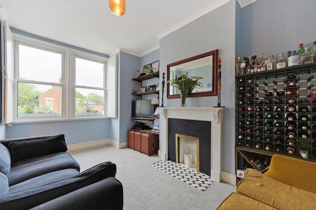 Thumbnail Flat for sale in Mellison Road, London
