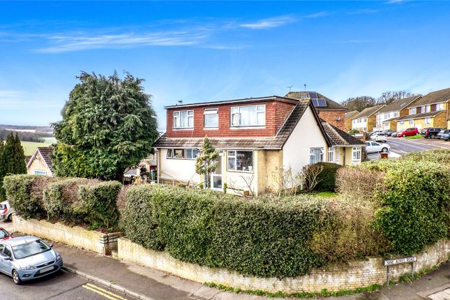 Thumbnail Semi-detached house for sale in Charles Drive, Cuxton, Rochester, Kent