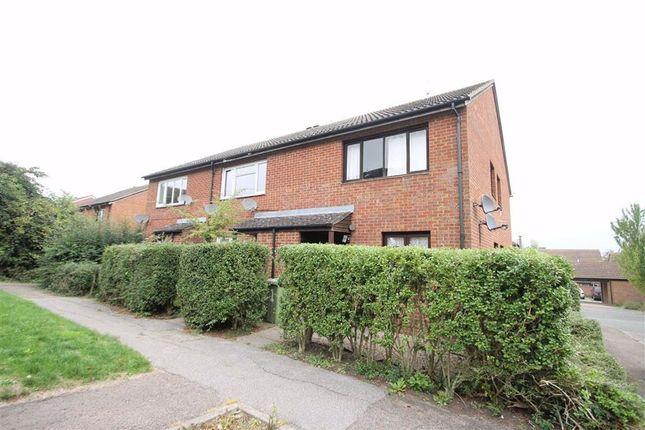 1 bed semi-detached house to rent in Norrington, Two Mile Ash, Milton Keynes MK8