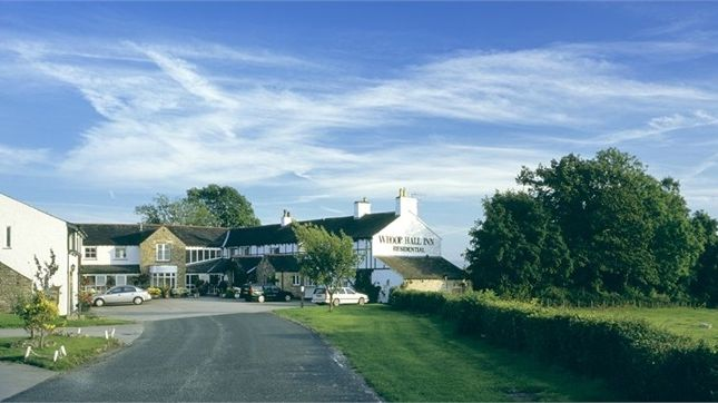 Thumbnail Commercial property to let in Leasehold Premises-The Whoop Hall Inn, Burrorw With Burrow, Kirkby Lonsdale, Lancashire