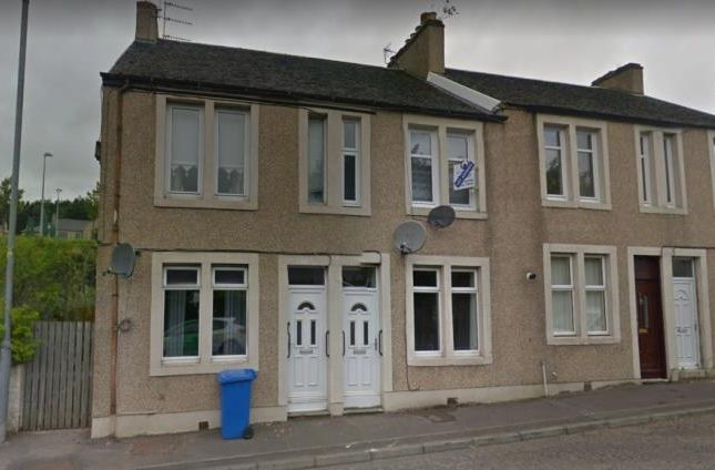 Thumbnail Flat to rent in Milton, Lesmahagow, Lanark