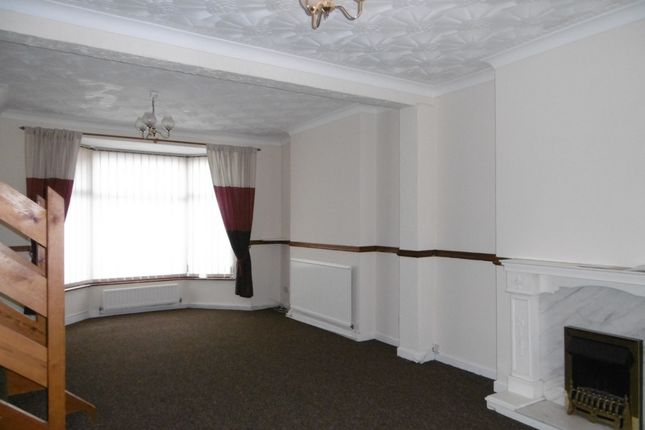 Thumbnail End terrace house to rent in Tothill Street, Ebbw Vale