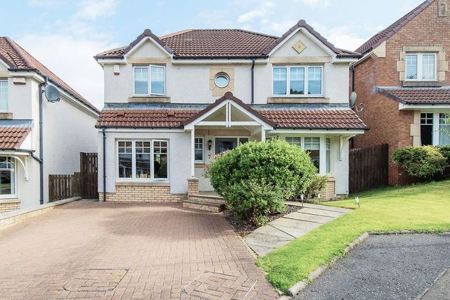 Thumbnail Detached house for sale in Tarbert Drive, Murieston, Livingston