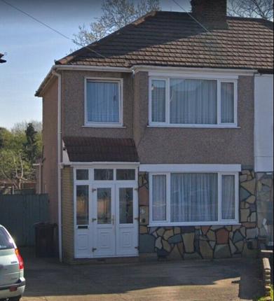 Thumbnail Semi-detached house to rent in Hamden Crescent, Dagenham