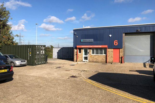 Thumbnail Warehouse for sale in Fairview Industrial Estate, Rainham