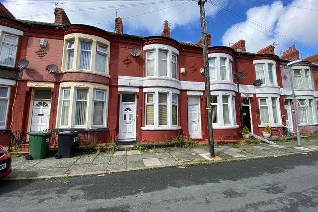 Thumbnail Property to rent in Northbrook Road, Wallasey