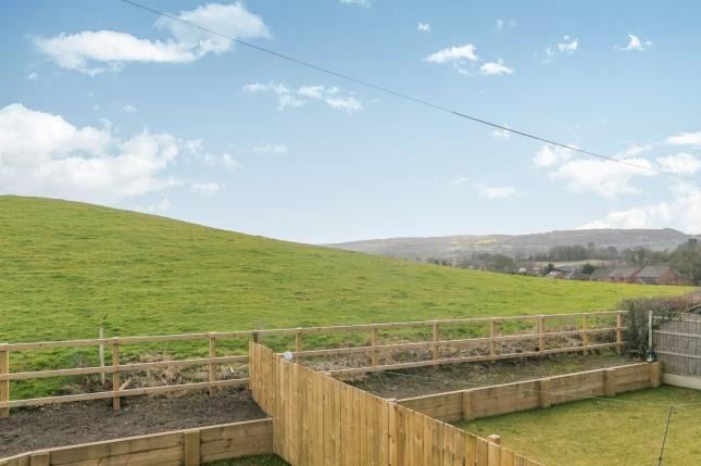 Rear Views of Cranfield, Rhydygaled, Mold, Flintshire CH7