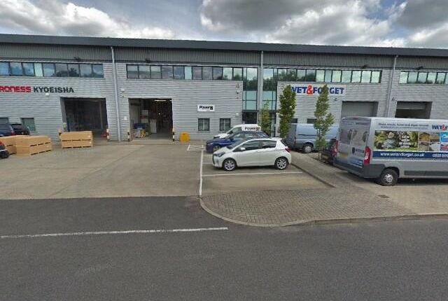 Thumbnail Industrial to let in Unit 4 The Hatch Industrial Park, ., Basingstoke