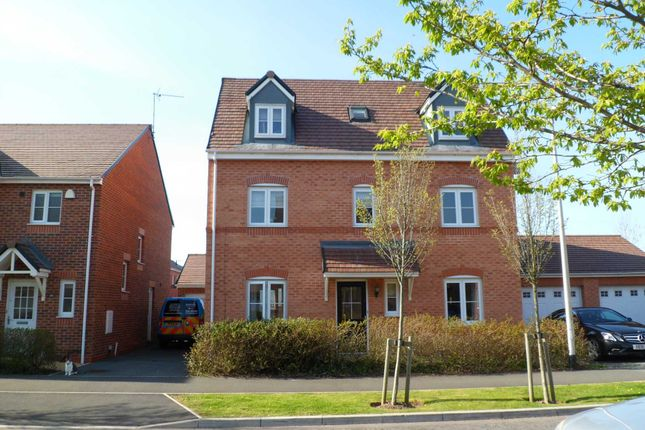 Thumbnail Detached house to rent in Hesketh Way, Bromborough, Wirral