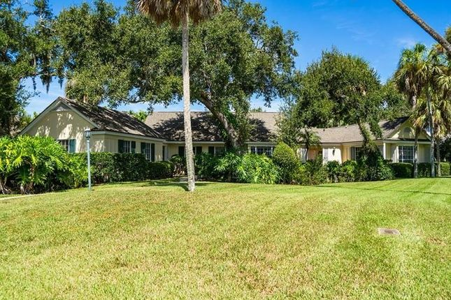Thumbnail Property for sale in 100 River Oak Lane, Indian River Shores, Florida, United States Of America