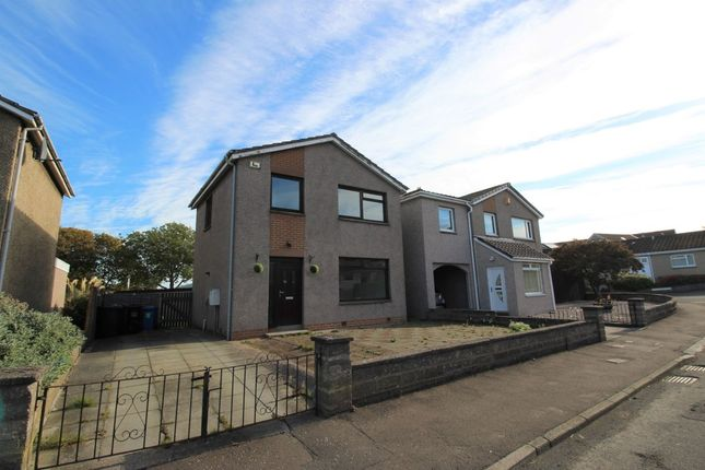 Thumbnail Detached house to rent in Ceres Crescent, Broughty Ferry, Dundee