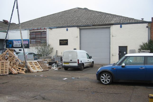Thumbnail Warehouse for sale in Chadwell Heath Industrial Estate, Dagenham