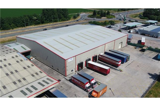 Thumbnail Warehouse to let in Units1 & 2, Deeside Industrial Park, Second Avenue, Deeside, Flintshire, UK