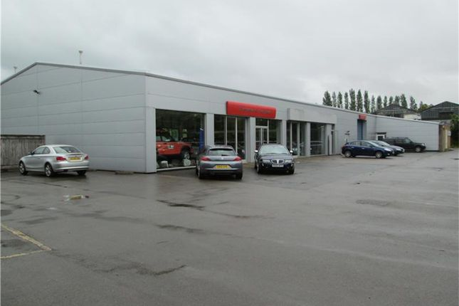 Thumbnail Warehouse to let in Severn Bridge Industrial Estate, Caldicot Road, Caldicot, Monmouthshire, England
