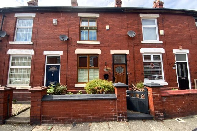Thumbnail Terraced house to rent in Grosvenor Road, Gee Cross, Hyde