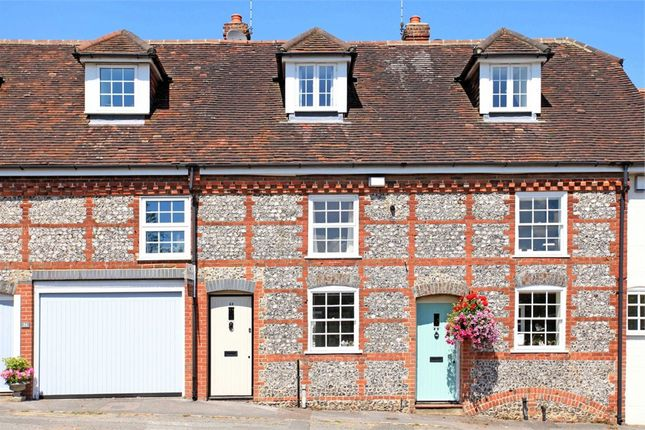 Thumbnail Terraced house to rent in Pound Hill, Alresford, Hampshire