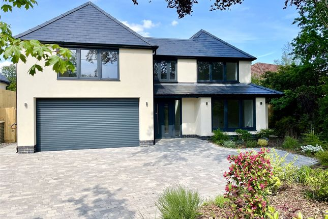 Thumbnail Detached house for sale in Dean Lane, Winchester, Hampshire