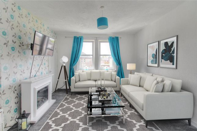 Thumbnail Flat for sale in North Lea, Doune