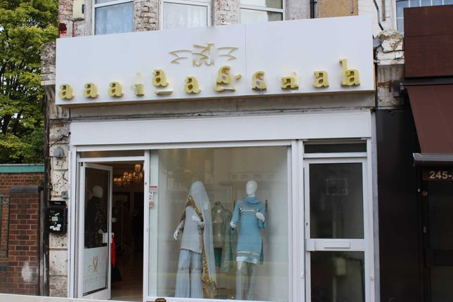 Retail premises for sale in Green Street, London
