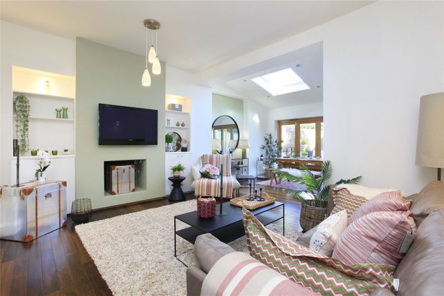 Thumbnail Flat for sale in Cathles Road, Clapham South, London