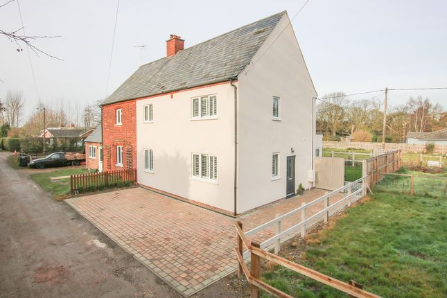 Thumbnail Semi-detached house for sale in Dullingham Road, Newmarket