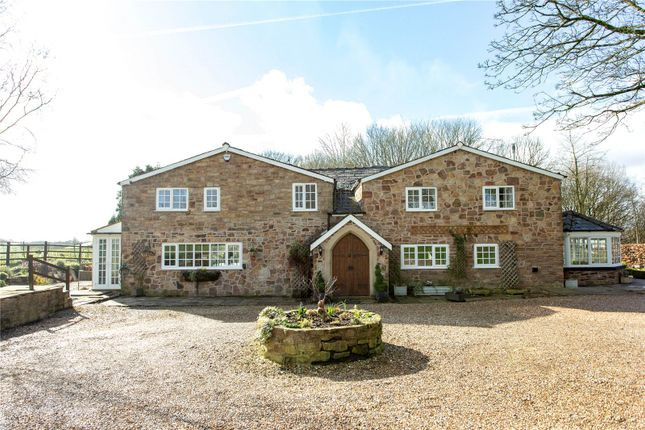 Thumbnail Detached house for sale in Pendlebury Lane, Haigh, Wigan, Greater Manchester