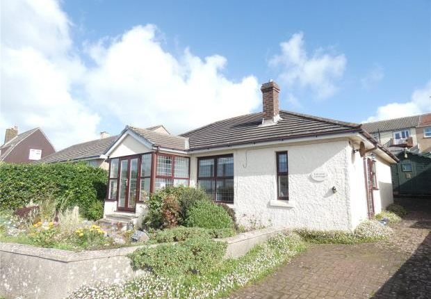 Thumbnail Detached bungalow for sale in Hillside Cottage, Sea Mill Lane, St. Bees, Cumbria