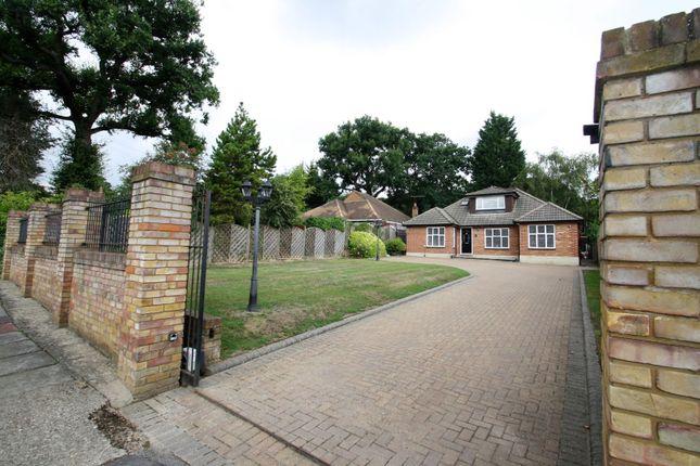 Thumbnail Detached bungalow for sale in West Drive, Harrow