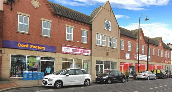 Thumbnail Property for sale in Lord Street, Carleton Court, Fleetwood