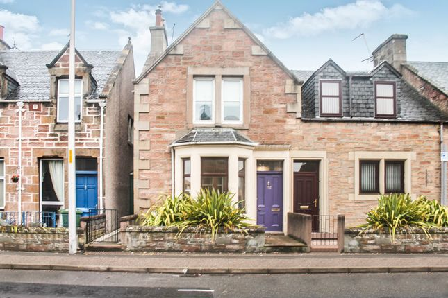 Thumbnail 1 bed flat to rent in Kenneth Street, Inverness