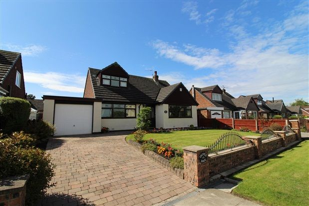Thumbnail Property for sale in Brindle Road, Preston