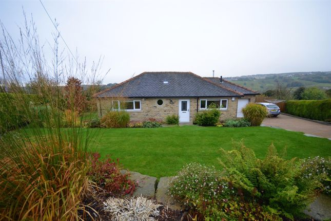 Thumbnail Bungalow for sale in Denfield Lane, Wheatley, Halifax