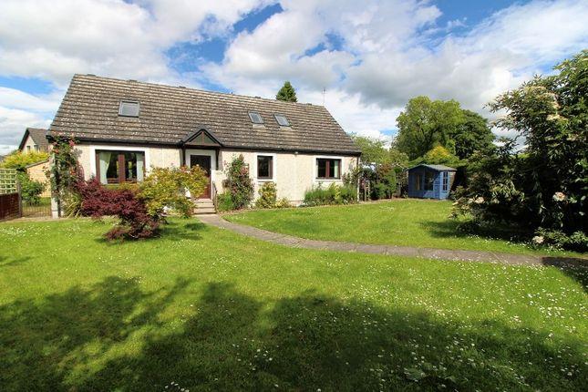 Thumbnail Detached bungalow for sale in Milton Lane, Forfar