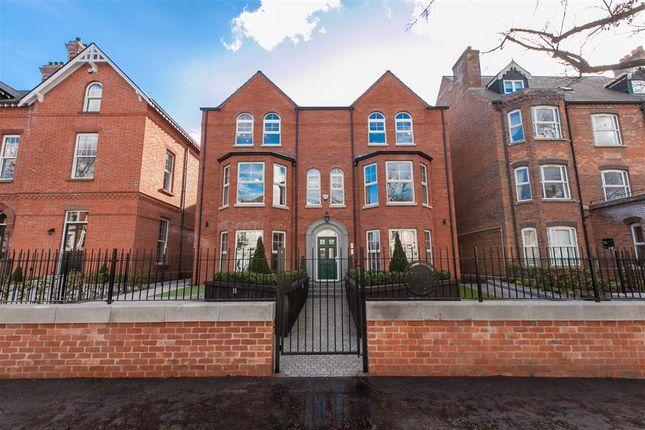 2 bed flat for sale in 3, 34 Wellington Park, Belfast