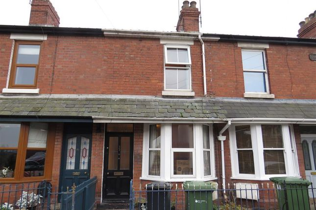 Thumbnail Property to rent in Grandstand Road, Hereford