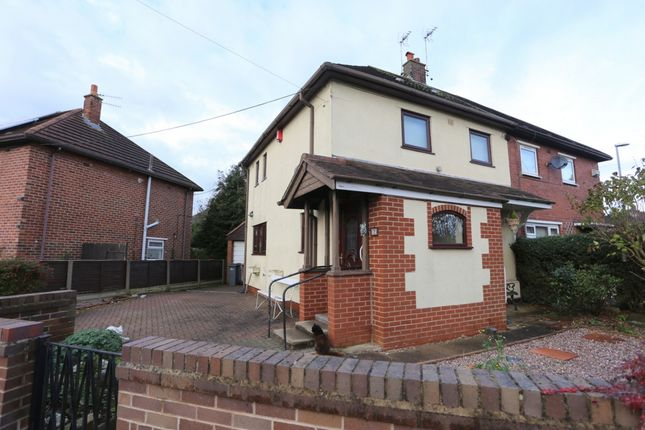 Thumbnail Semi-detached house for sale in Horsley Grove, Blurton