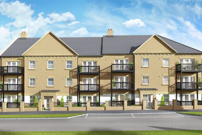 """1 bed flat for sale in """"Darenth House"""" at Ackers Drive, Swanscombe, Ebbsfleet DA10"""