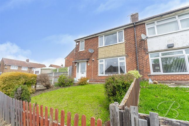 3 bed property for sale in Caunts Crescent, Sutton-In-Ashfield NG17